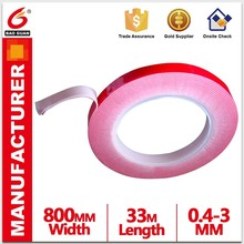 Waterproof and for Decorative brand Acrylic VHB double side tape