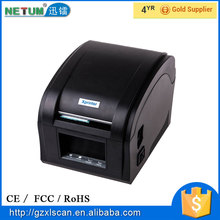 Wholesale Thermal Label Printer Label Barcode Printer 76mm Supermarket Barcode Label Printer