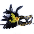 fancy dress costume accessories venice feather mask