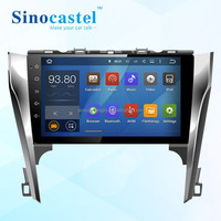 Support FM, AM tuner & Radio RDS Car GPS Navigation System with Canbus for Toyota Camry 2012