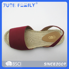 brand fashion espadrille WOMAN shoes