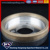 metal bond continuous diamond abrasive grinding wheel for glass machine