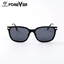 High quality ce retro custom cat.3 uv400 mens flat lens sunglasses bamboo