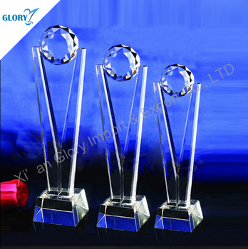 Wholesale popular high quality sports awards trophies