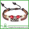 Tribal Handmade Jewelry Multilayer Rope Leather