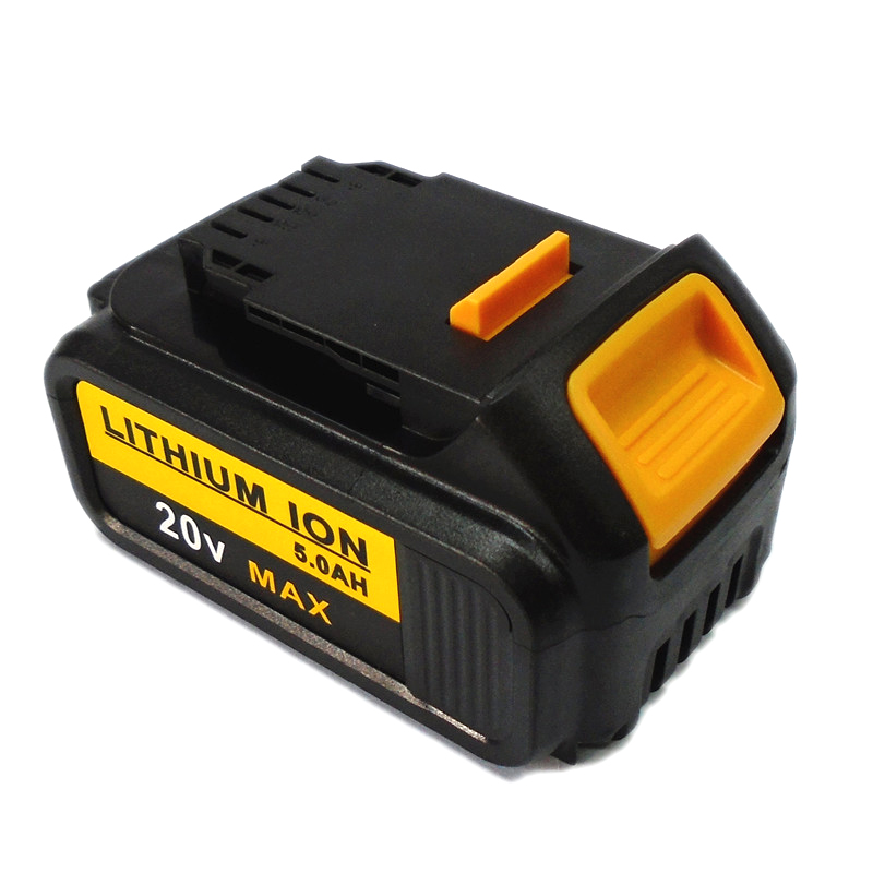 20V 5.0Ah Replacement Li-ion Battery for Dewalt Cordless Power Tool DCB182 DCB183 DCB200 DCB204