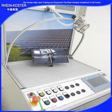 New Energy wind solar power model system vocational equipment