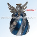 Glass Angel,glass figure,display gift