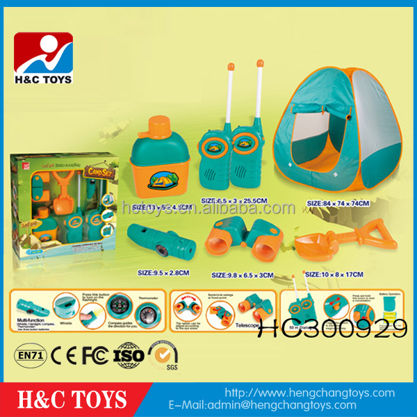 Camping Toys Product : Outdoor toys kids play tent camping set toy hc buy