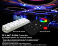 Sunricher Patented 12-36V DC RGBW LED Controller