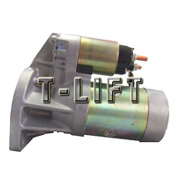 Forklift Parts Starter for Nissan H20 forklift