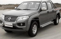 double cabin 4x2 / 4x4 Dongfeng Rich pickup truck diesel/gasoline engine LHD and RHD model