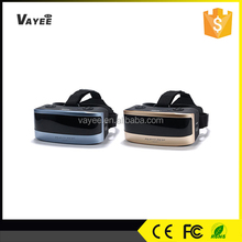 2017 Newest design high quality all in one vr headset ,bluetooth 4.0 all in one vr