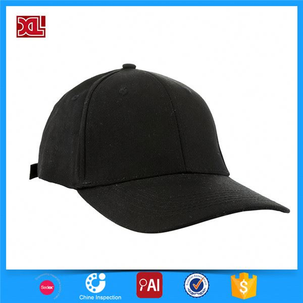 New coming custom design blank baseball cap 6 panel cotton wholesale in many style
