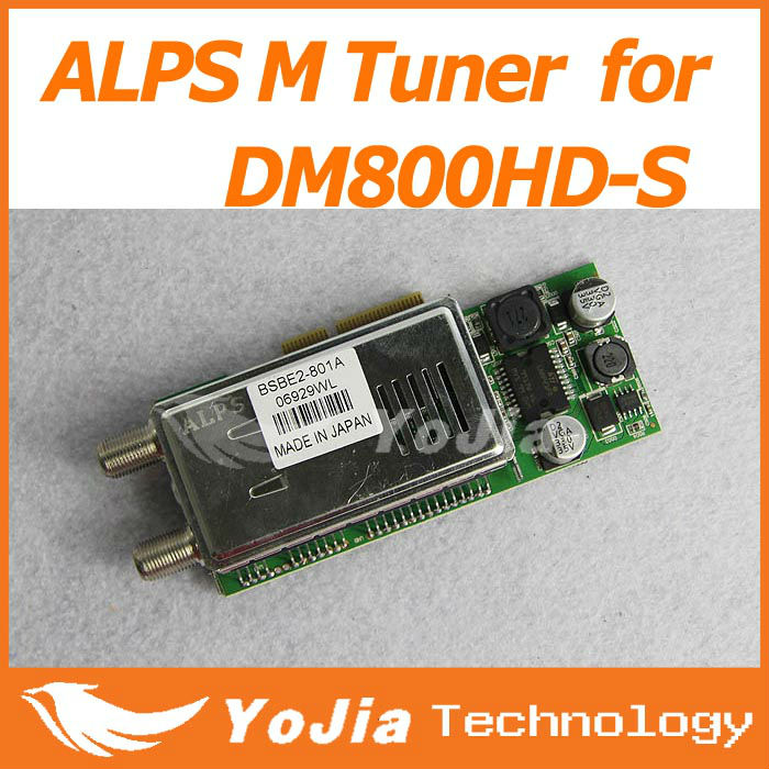 2013 hot selling original 800hd Alps M tuner