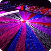 Buy Outdoor curtain led lighting in China on Alibaba.com