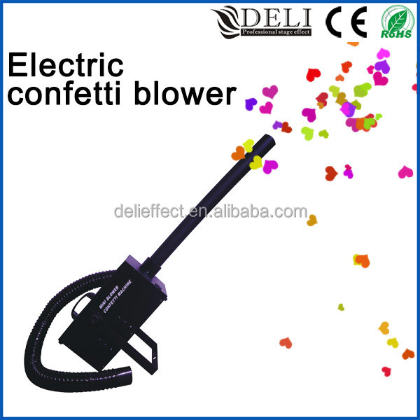 Stage Confetti blower machine