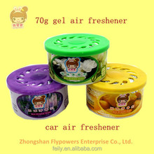 factory promotional home vent automatic gel air freshener for toilet