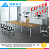 Lastest office table deign meeting long conference table specifications LB-16