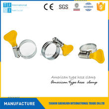 Hot selling plastic clips and fasteners with low price