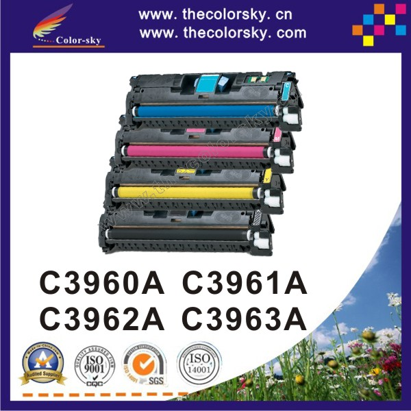 (CS-H3960-3963) print top premium toner cartridge for HP Q3960A Q3960 Q 3960A 3960 60A 60 C9700A C9700 C 9700A 9700 5k/4.5k