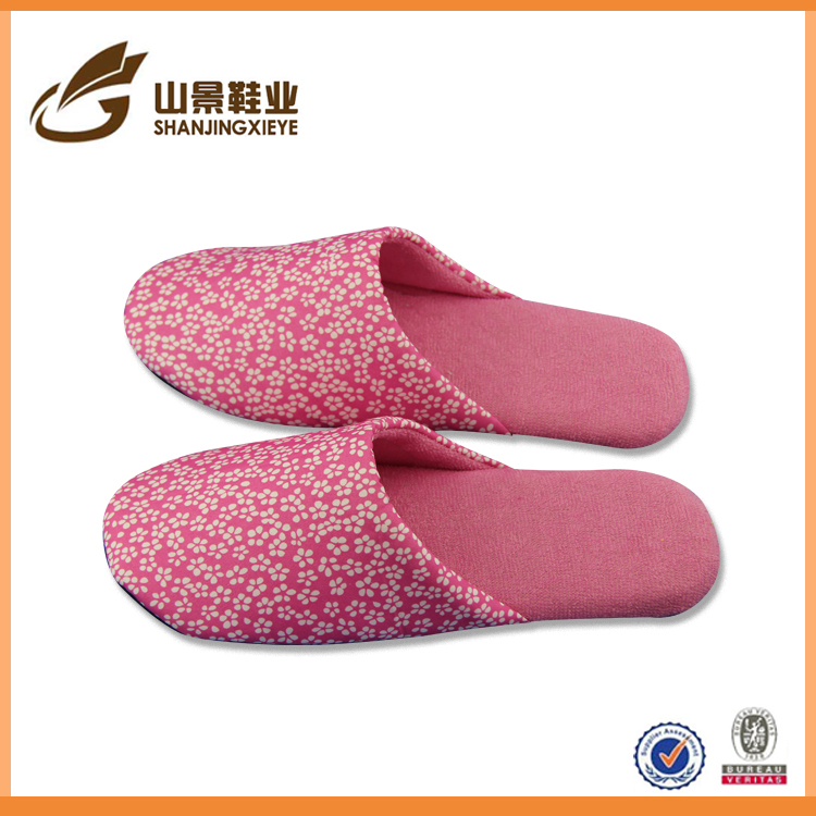 cloth girl fashion ladi stripe indoor slipper woman sex with hors slipper
