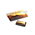 Top Quality Promotional Gift Slim Credit Business Card USB Drive