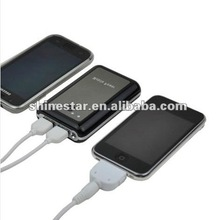 8400mAh USB External Battery Pack Charger Power Bank for Samsung/HTC/PSP/GPS/Tablet