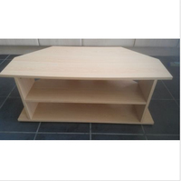 Wooden Corner TV Stand TV Unit (DX-K602)