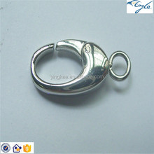 2015 Professional Manufacturing Jewelry Findings 316L Stainless Steel Lobster Clasp