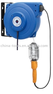 Light Retractable Cable reel
