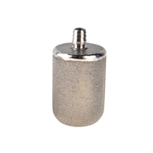 Water Purification Titanium Diffuser Stone / Gas Bubbler For Ozonated Water