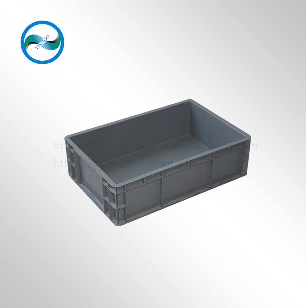 Wholesale environment-friendly EU Plastic Storage box Used in home appliance industry