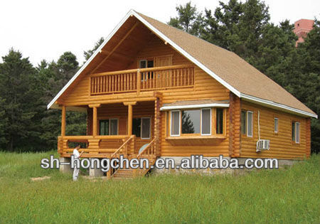 2012 Low Cost Wood House Kit