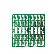 FR4 1.6mm double layer custom fast 94v0 rigid electronic pcb
