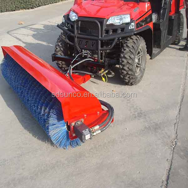 CE Tractor/ATV Mounted Snow Sweeper / Road Sweeper