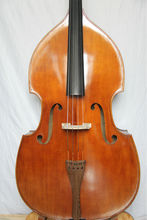 Handmade high quality solid 3/4 double bass for sale