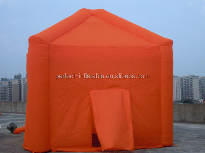 Factory direct sale durable and commercial inflatable house tent