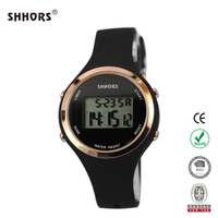 SHHORS Wholesale Beautiful Digital Quality 2016 Vogue Women Watch