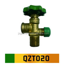 Jinzhan Supply Gas Cooker Propane Cylinder Manual Control Valve Gas LPG Cylinder Valve With CSA Certified