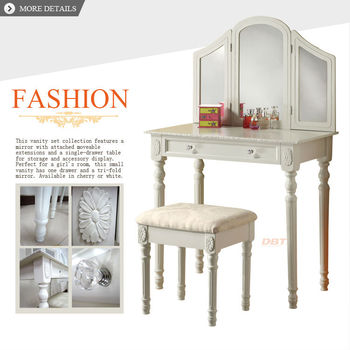 hot selling bedroom furniture set dressing table console table