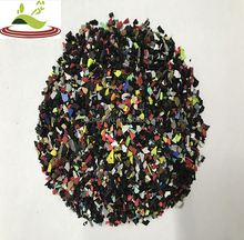 Rubber Granule EPDM Granules Cheap High Quality Running Track