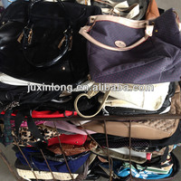 Large stock of used bags for sale in African