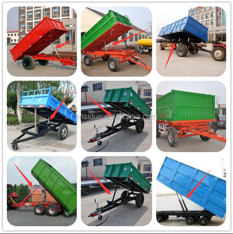 Manufacture Direct Sale Hydraulic Cylinder for Trailer