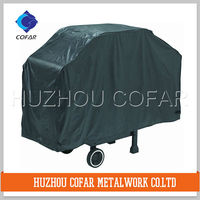 High quality polyester car front grill cover