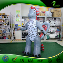 Inflatable Dragon Suit High-Quality Customized Inflatable Lovely PVC Model For Sale