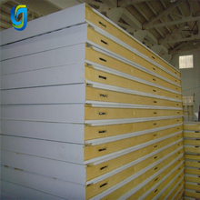 Polyurethane PU sandwich panel cold room panel