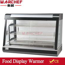 FDW-602 Industrial Snack Food Equipment/ Warmer showcase display/food warmer cabinet