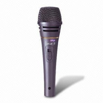 CAROL Wired handheld microphone - sigma plus 2