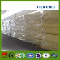 China manufacturer fireproof material thermal insulation waterproof glass wool sheets
